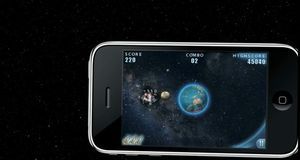 Black Hole - iPhone