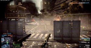 Battlefield 4 - Beta PC Combate en tanque