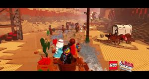 The LEGO Movie Videogame - Anuncio oficial