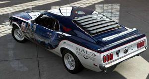 Forza Motorsport 5 - Mustang de Halo