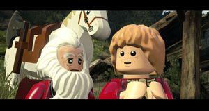 LEGO: El Hobbit - Debut
