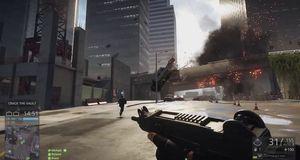 Battlefield Hardline - 6 minutos jugabilidad multijugador