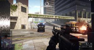 Battlefield Hardline beta - Partida r�pida