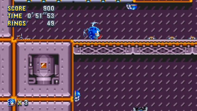 V 237 Deo Sonic Mania Pc Flying Battery Zone