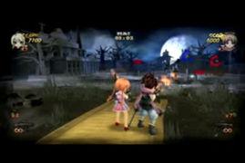 Zombie Panic in Wonderland - Tr�iler