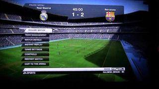 FIFA 10: Madrid vs Barcelona - Segunda parte