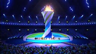Mario y Sonic en los Juegos Ol�mpicos de Invierno - Ceremonia de apertura