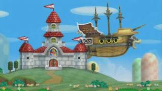 New Super Mario Bros. Wii - Intro