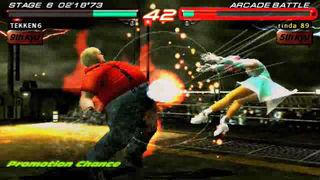 Tekken 6 - Combate (3)