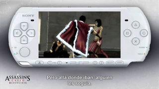 Assassin's Creed Bloodlines - Tr�iler en espa�ol