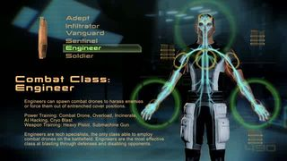 Mass Effect 2 - Ingeniero