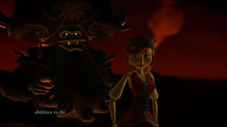 Tales of Monkey Island: Rise of the Pirate God - LeChuck