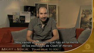 Might & Magic: Clash of Heroes - Desarrollo