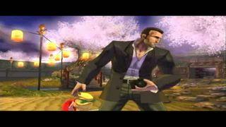 Tatsunoko vs. Capcom - Frank West vs. Doronjo