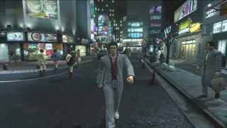 Yakuza 3 - Lugares