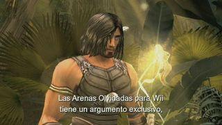 Prince of Persia: Las Arenas Olvidadas - Versi�n Wii