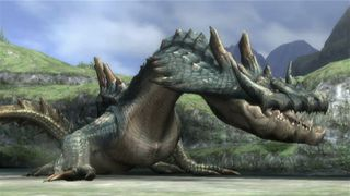 Monster Hunter Tri - Grandes cazadores