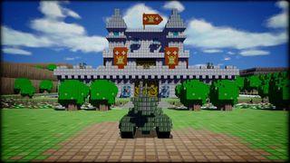 3D Dot Game Heroes - El h�roe que podr�as llegar a ser