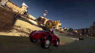 Modnation Racers - Personajes especiales