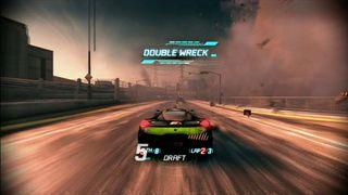 Split/Second: Velocity - Dise�o del juego