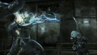 Metal Gear Solid Rising - Tr�iler E3