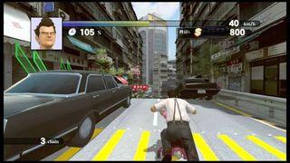 Kung Fu Rider - Tr�iler E3