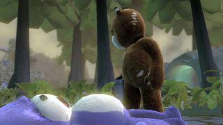 Naughty Bear - Uzi
