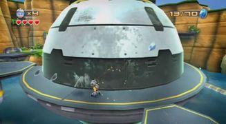 Jett Rocket - Primer mundo