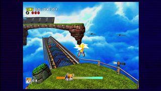 Sonic Adventure - Lanzamiento