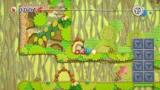 Kirby's Epic Yarn - Aventura