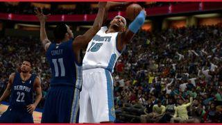 NBA 2K 11 - Lanzamiento