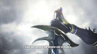 DISSIDIA 012 [duodecim] Final Fantasy - Tr�iler europeo