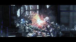 Vanquish - Traje de batalla
