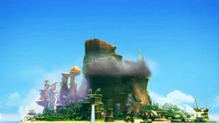 Donkey Kong Country Returns - Erupci�n