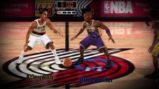 NBA Jam - Lanzamiento