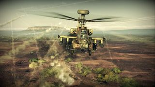 Apache Air Assault - Acci�n