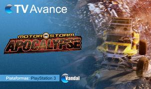 Videoavance Motorstorm: Apocalypse