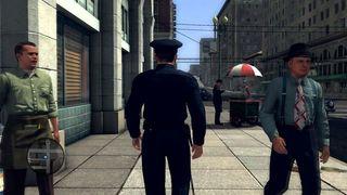 L.A. Noire - Jugabilidad: La Orientaci�n