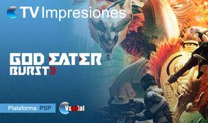 Videoimpresiones God Eater Burst