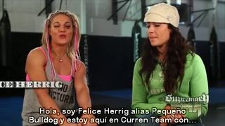 Supremacy MMA - Luchadoras