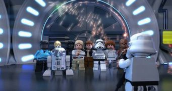 LEGO Star Wars III: The Clone Wars - Anuncio