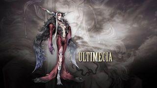Dissida 012 Final Fantasy - Ultimecia vs. Lightning