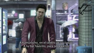 Yakuza 4 - Tr�iler de lanzamiento