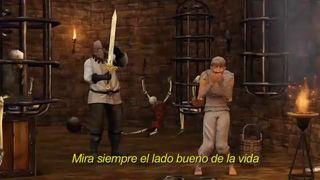 The Sims: Medieval - El lado bueno de la vida