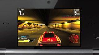 Ridge Racer 3DS - Lanzamiento