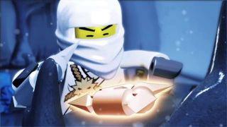 LEGO Ninjago - El drag�n de hielo