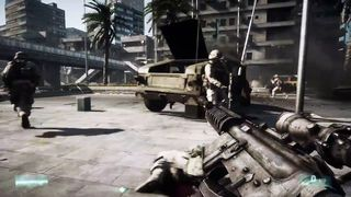 Battlefield 3 - Corta el cable