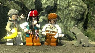 Lego Piratas del Caribe - Tr�iler