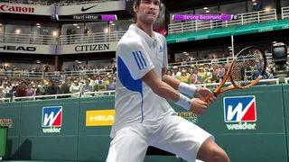 Virtua Tennis 4 - Circuito mundial