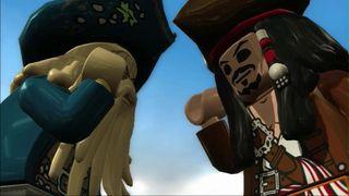 Lego Piratas del Caribe - Tr�iler (2)